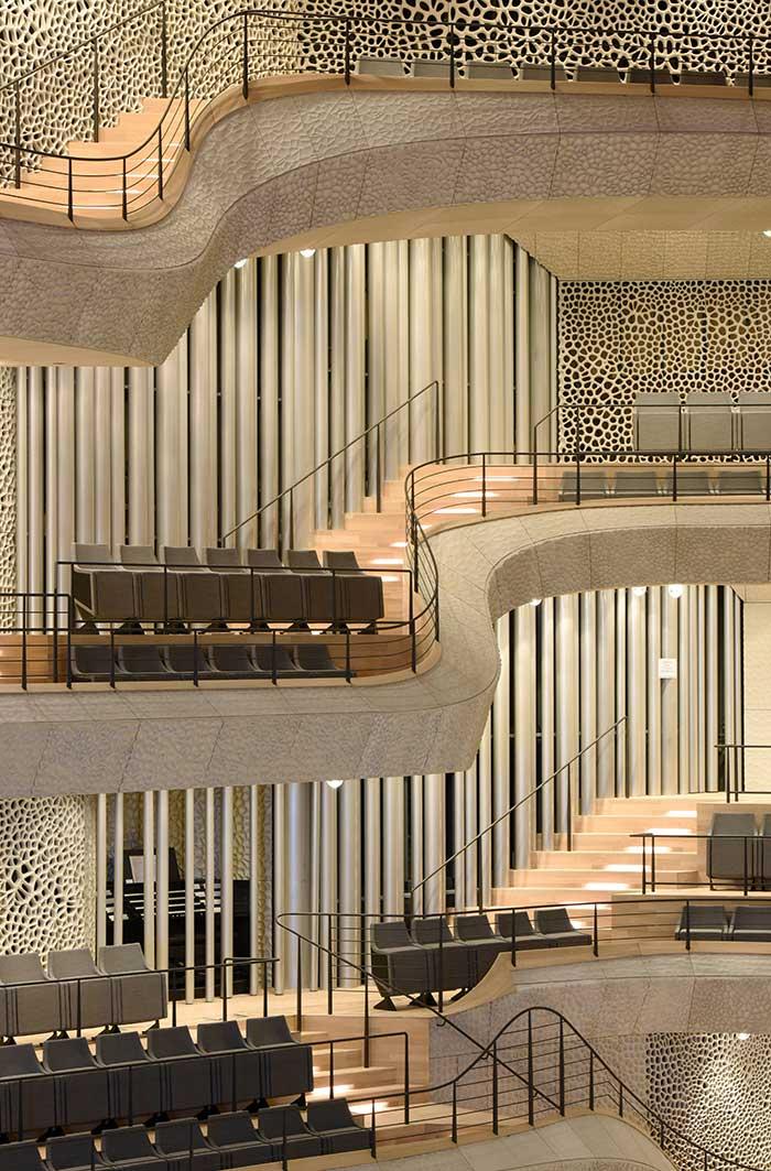 Hamburg Elbphilharmonie organ