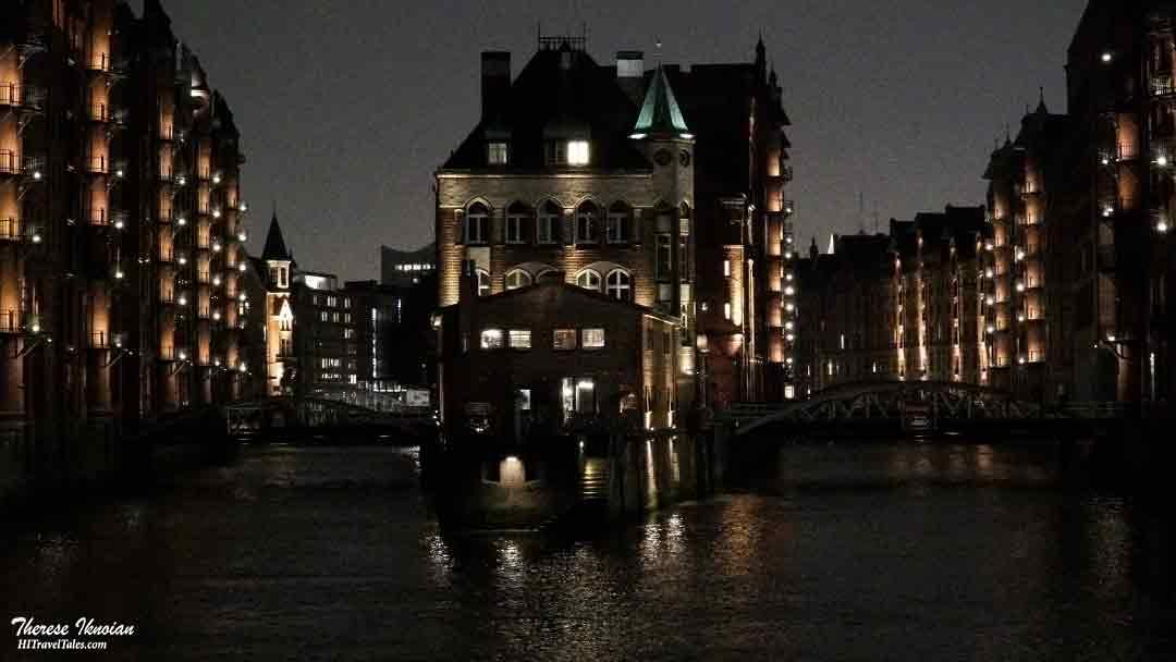 Speicherstadt Wasserschloss Hamburg