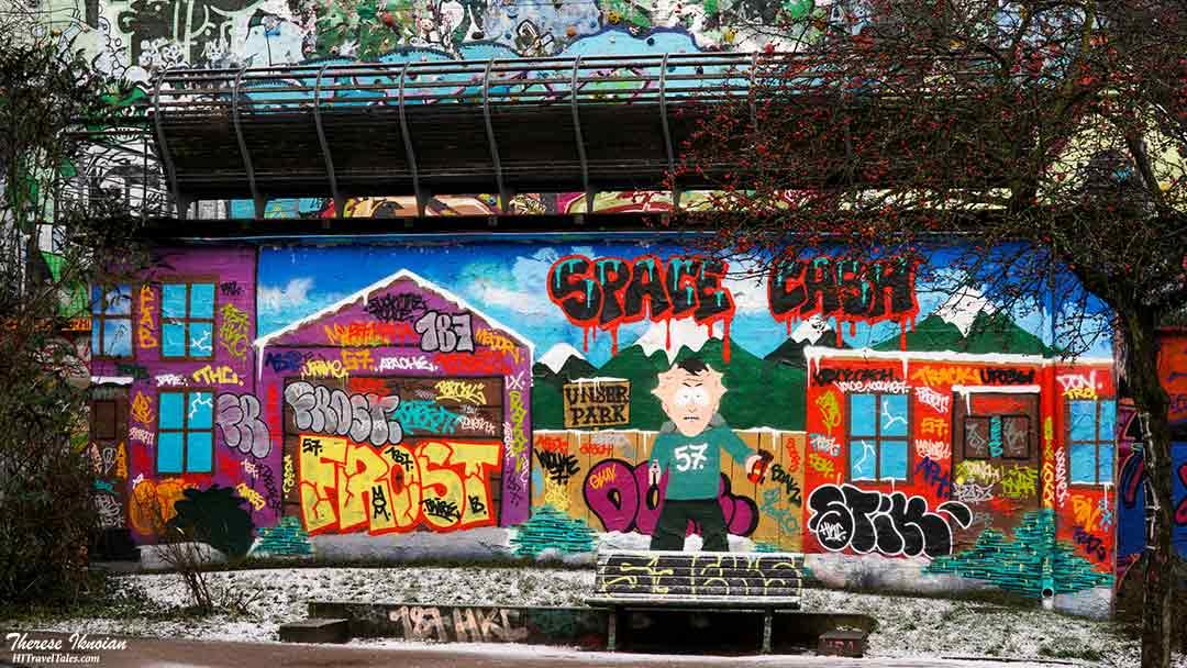 Sternschanze Street Art in Hamburg