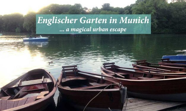 Englischer Garten in Munich: a magical urban escape