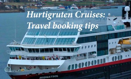 Hurtigruten Cruises: Travel booking tips
