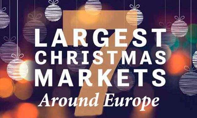 Best & Largest Christmas Markets Around Europe