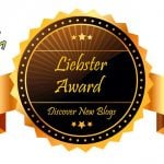 We were just nominated for a Liebster Award!