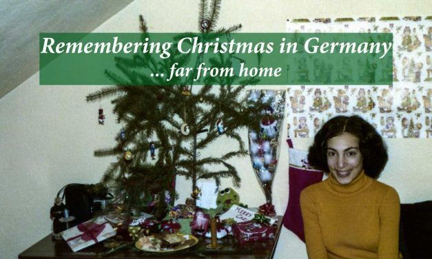 Remembering Christmas in Germany far from home