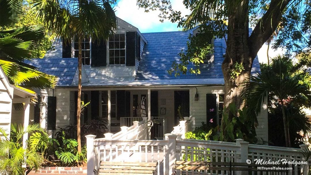 The Oldest House in South Florida is in Key West