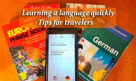 Learning a language quickly – tips for travelers