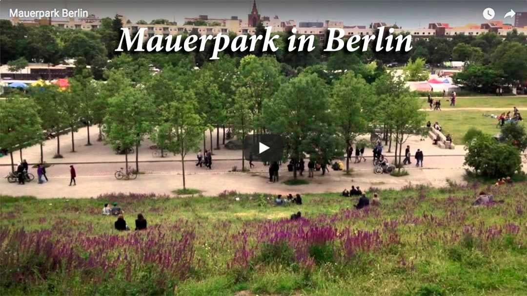 Mauerpark Berlin Video