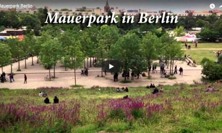 Mauerpark Berlin is Fun and Funky