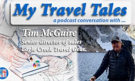 My Travel Tales with Tim McGuire