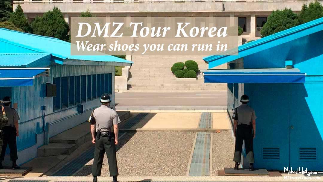 North And South Korea Border Tour