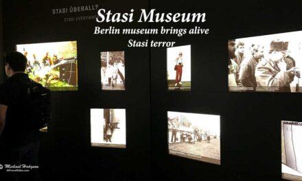 Stasi Museum – Berlin museum brings alive Stasi terror