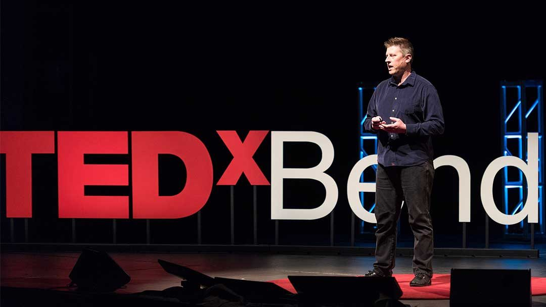 Shannon Stowell TedX Talk Bend