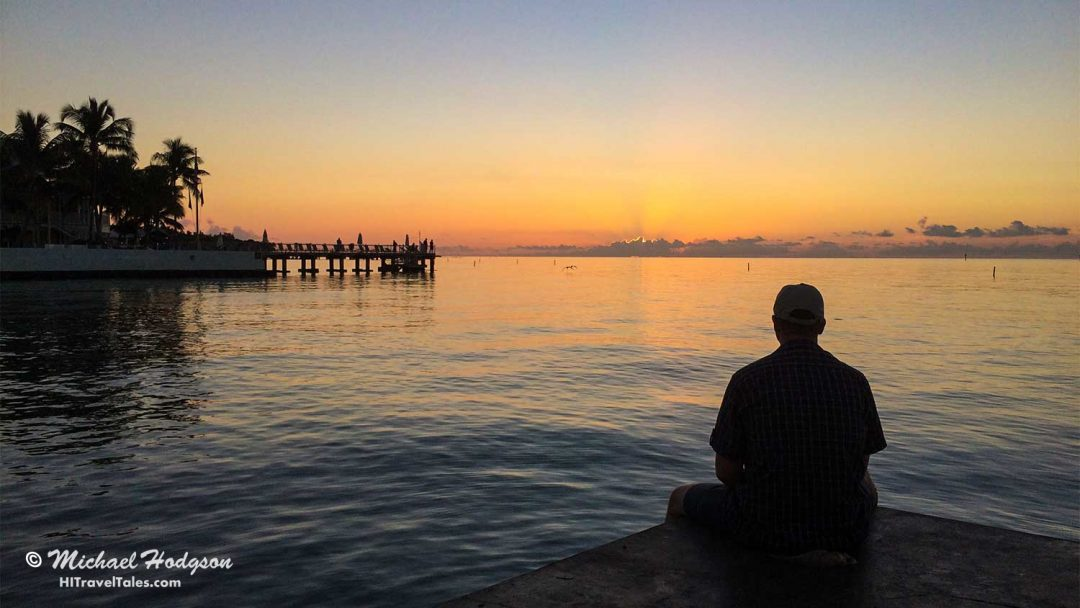 Sunrise at Key West is one of 4 free things to do