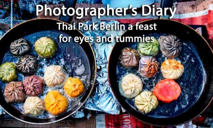 Thai Park Berlin a feast for eyes and tummies seeking yum Thai food