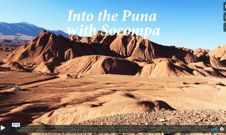 Into the Puna with Socompa Adventure Travel