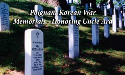 Poignant Korean War Memorials: Honoring Uncle Ara