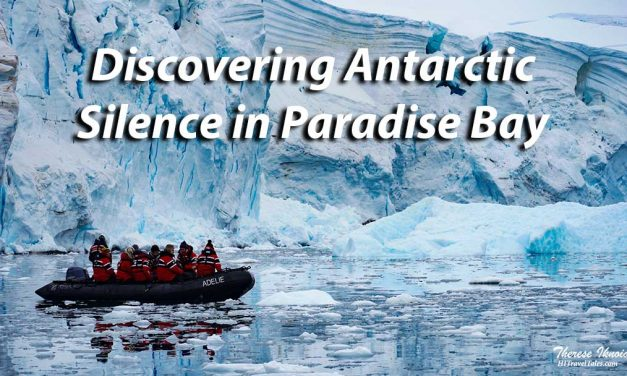 Discovering Antarctic silence in Paradise Bay