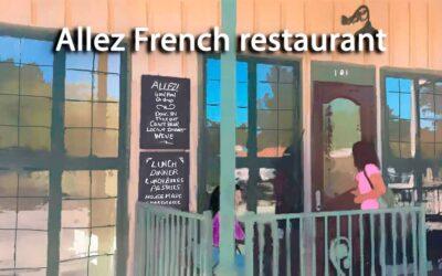 Allez French restaurant delight near Placerville