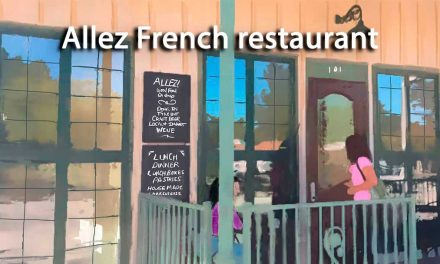 Allez French restaurant delight near Placerville