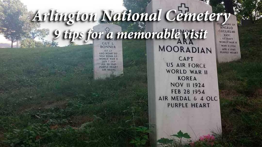 Arlington National Cemetery Ara Grave Marker
