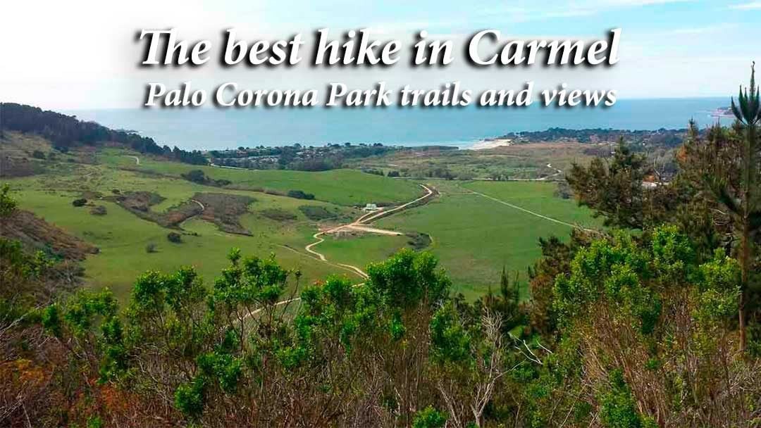 Best hike in Carmel - Inspiration Point