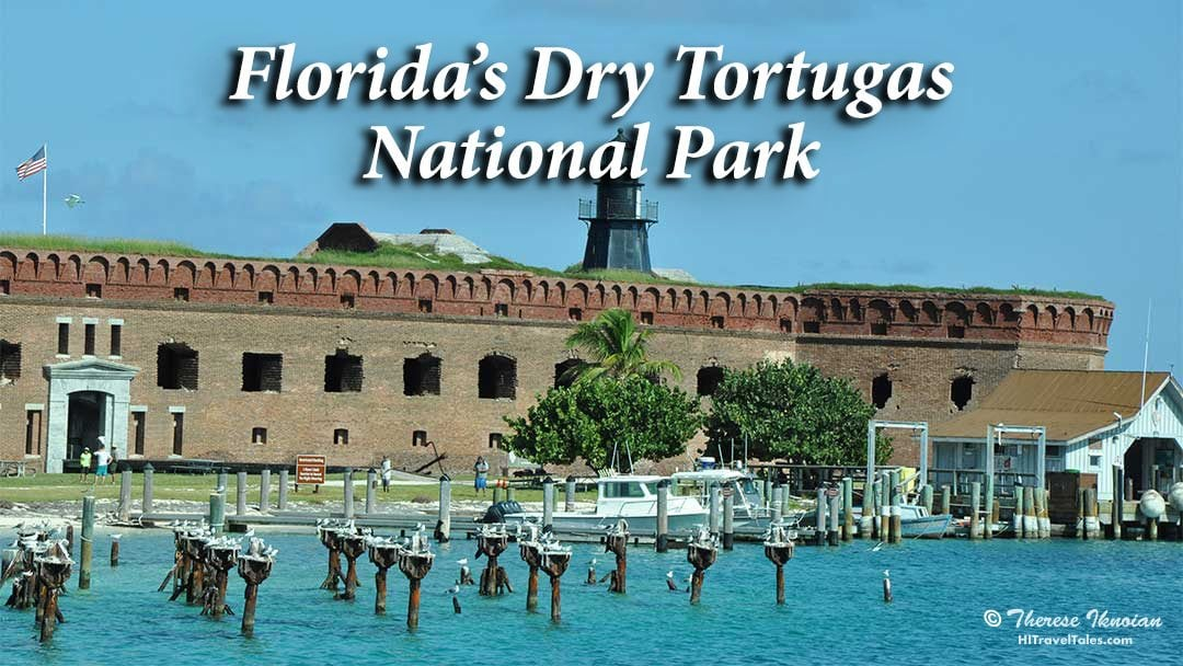 Dry Tortugas National Park coaling dock