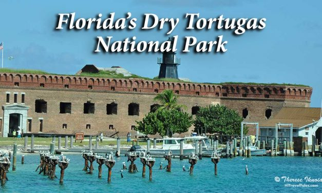 Florida's Dry Tortugas National Park remote and wonderful