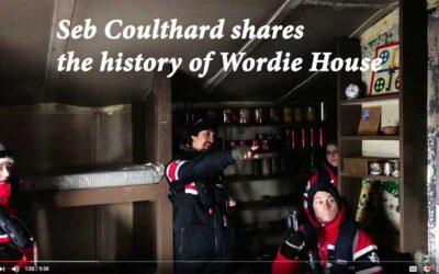 A brief history of Wordie House in Antarctica
