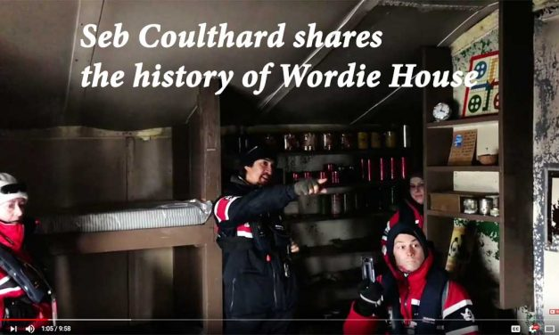 A brief history of Wordie House in Antarctica