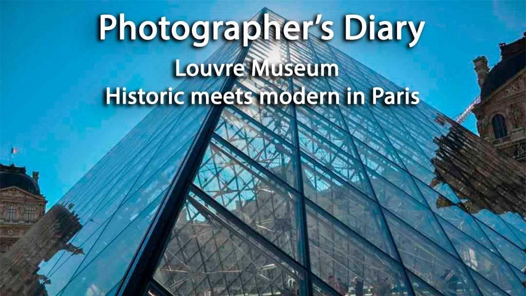 Louvre Museum: Historic meets modern in Paris