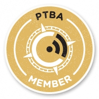 Professional Travel Bloggers Association member logo