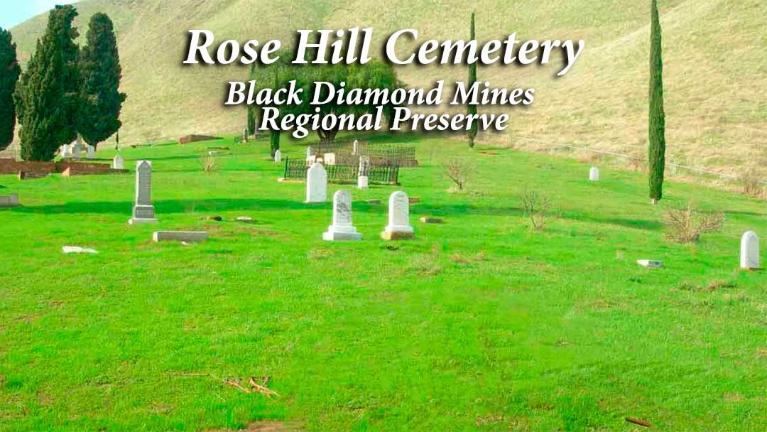 Rose Hill Cemetery in California