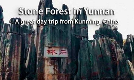 Stone Forest in Yunnan great day trip from Kunming
