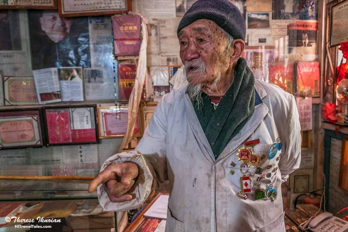 Supreme Dr. Ho Photographers Diary