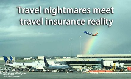 Travel nightmares meet travel insurance reality