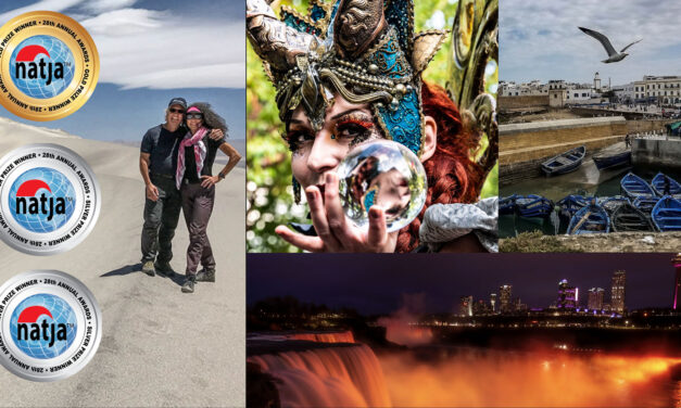 HI Travel Tales wins gold and silver travel photography and writing awards for 2019