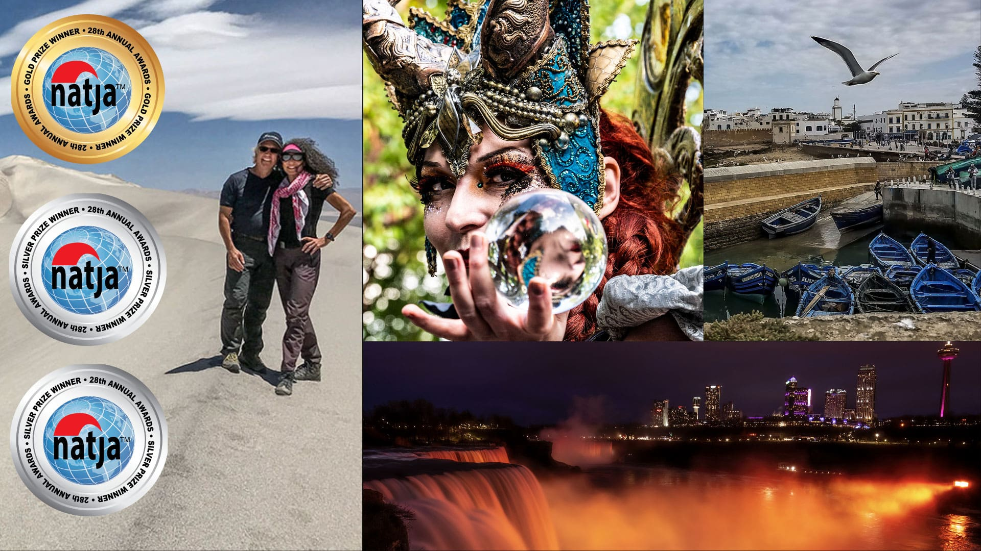 HI Travel Tales Wins 3 NATJA Travel Photography Awards and 1 Travel Writing Award In 2019