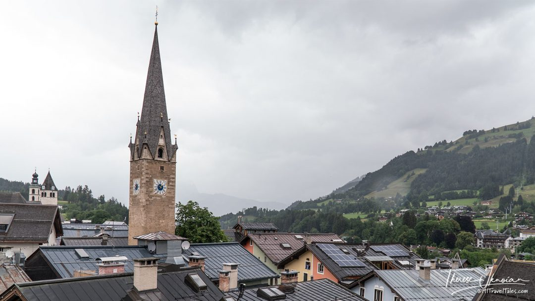 Haderer Highlight Kitzbuhel Museum View