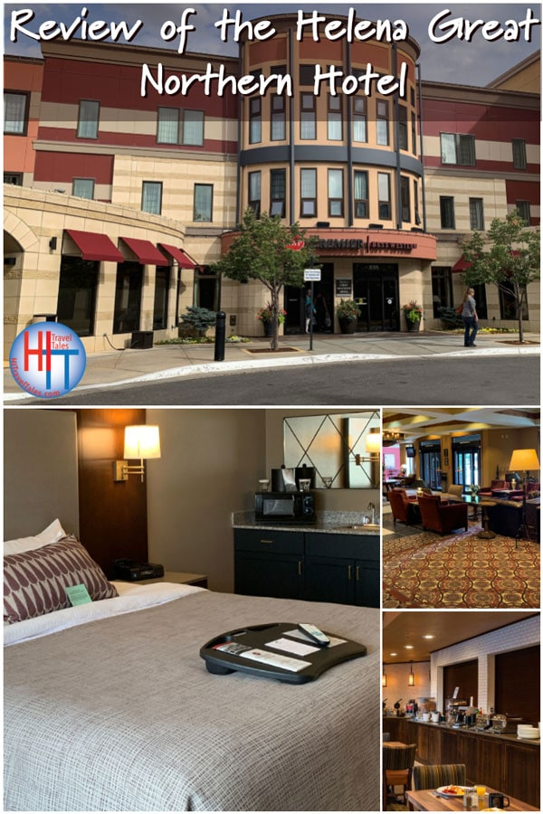 Helena Great Northern Hotel Review