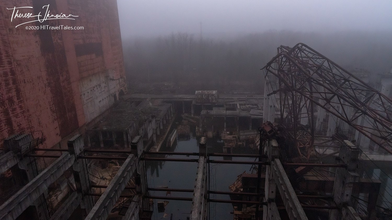 High Inside Chernobyl Reacter Five