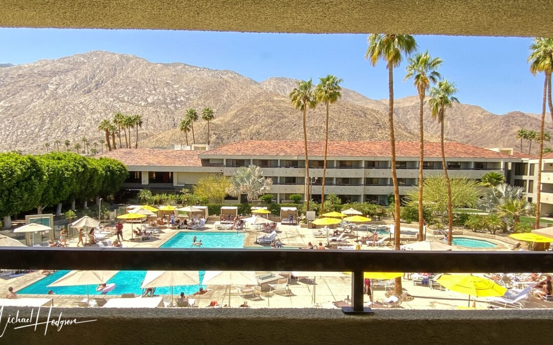 Hilton Palm Springs Resort a perfectly located Palm Springs hotel