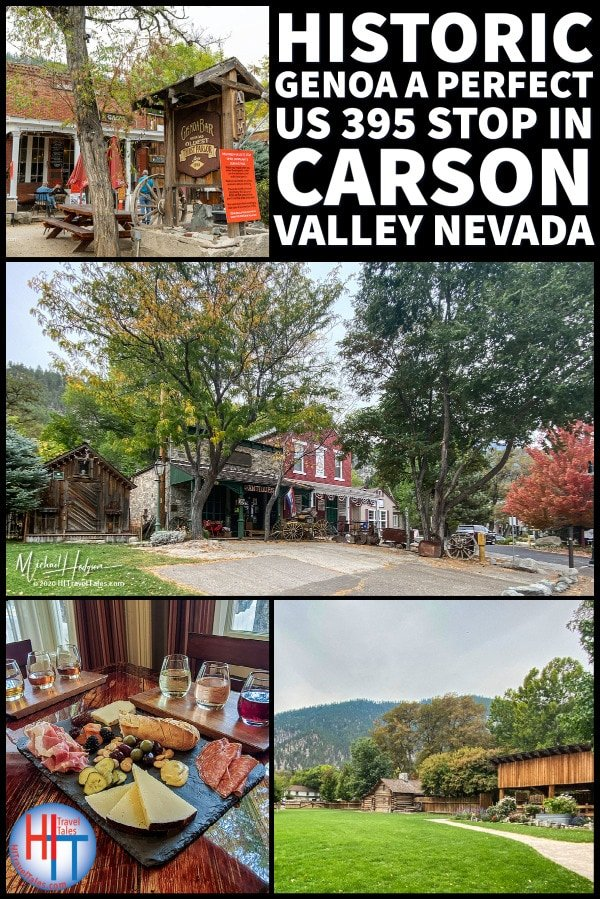 Historic Genoa A Perfect US 395 Stop In Carson Valley Nevada