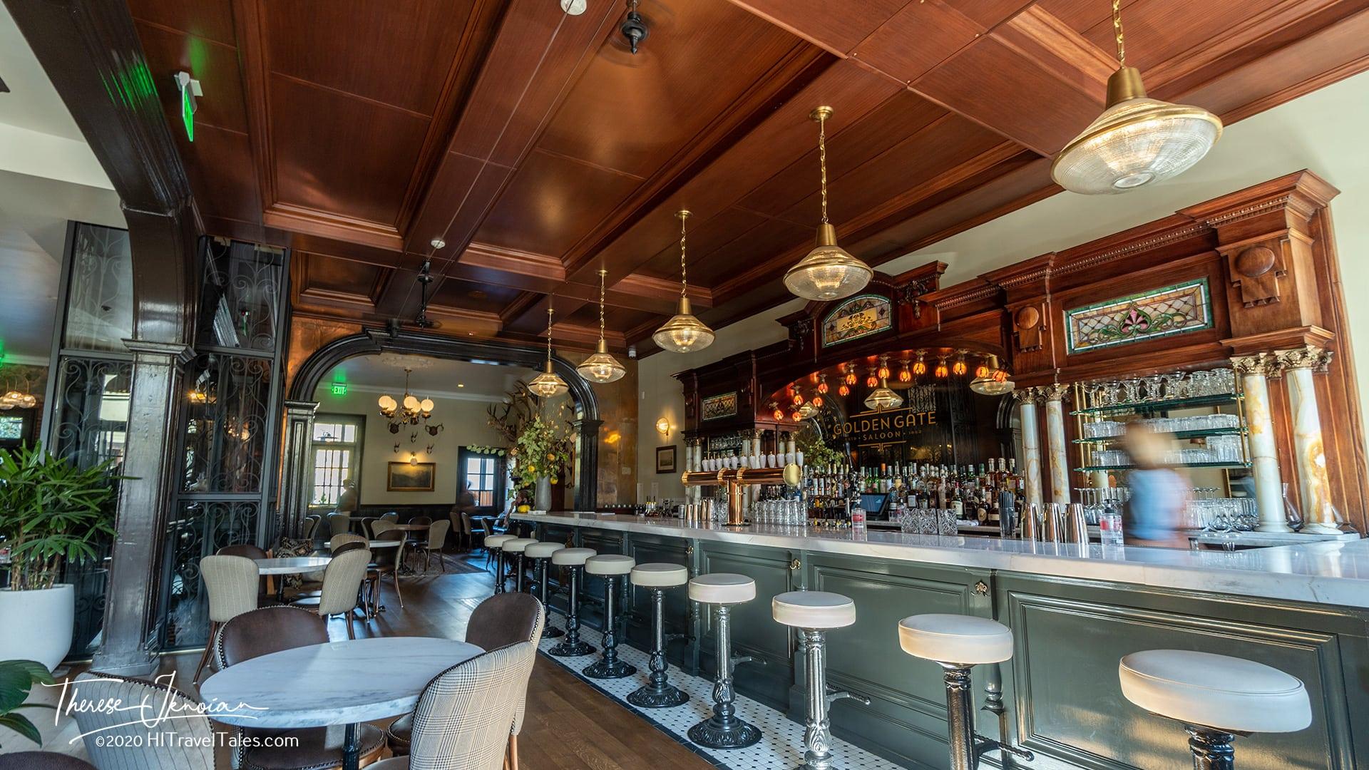 Holbrooke Hotel Grass Valley Salon