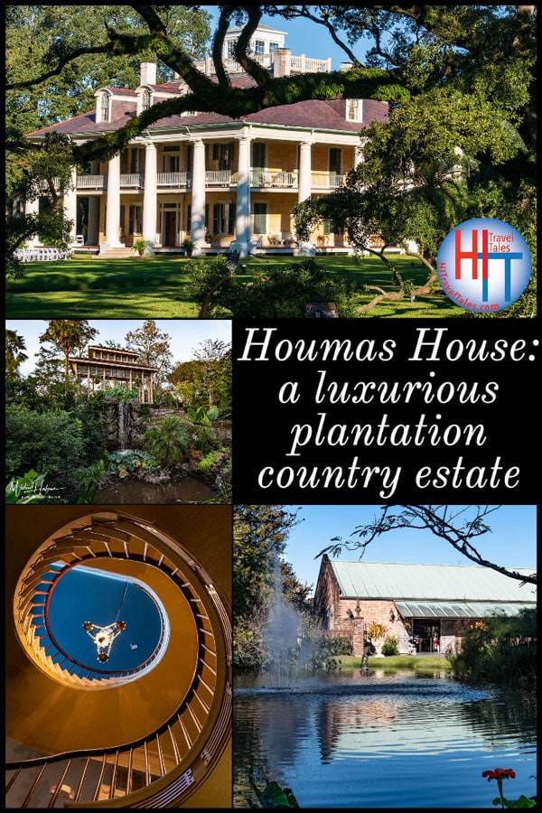 Houmas House A Luxurious Plantation Country Estate