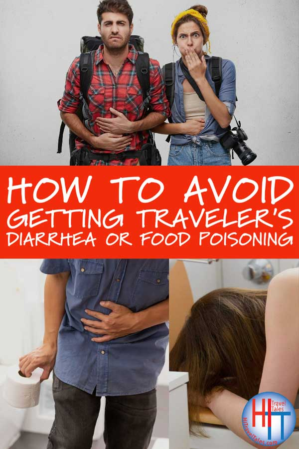 How To Avoid Getting Traveler's Diarrhea