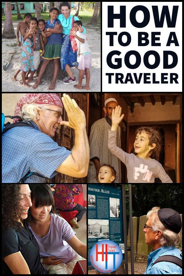 How To Be A Good Traveler 1