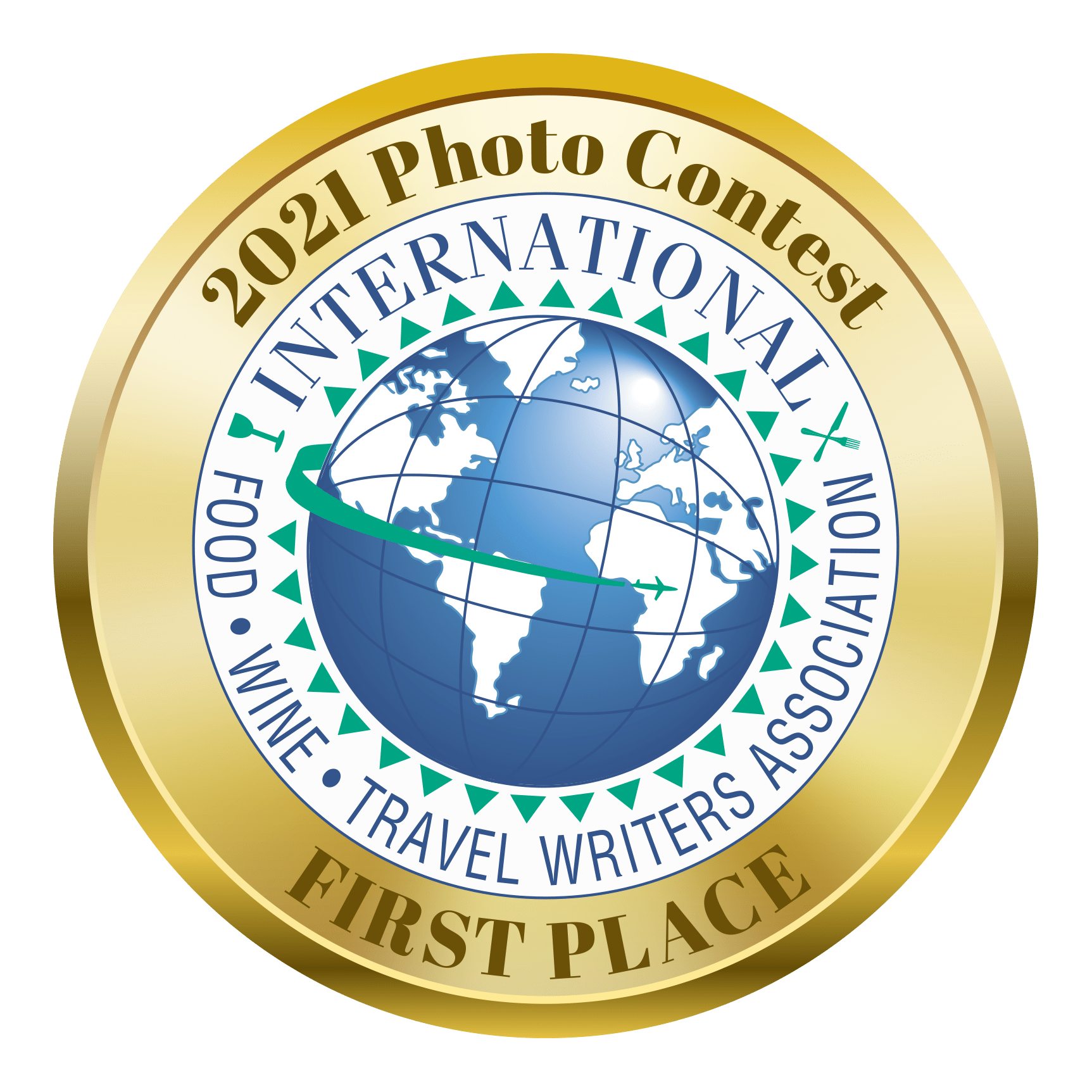IFWTWA First Place Gold Medal