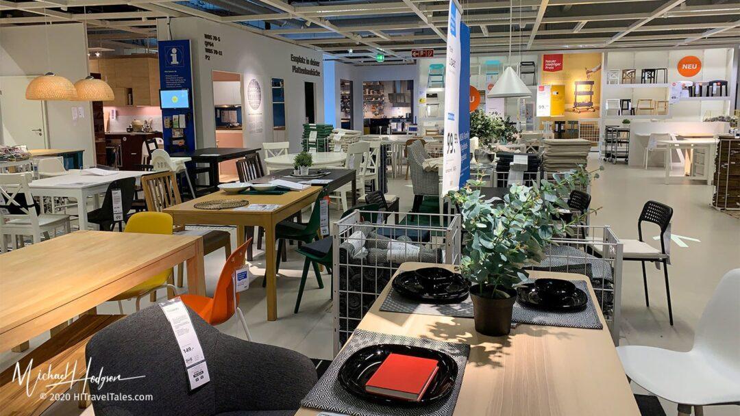 Ikea Empty Coronavirus Travel