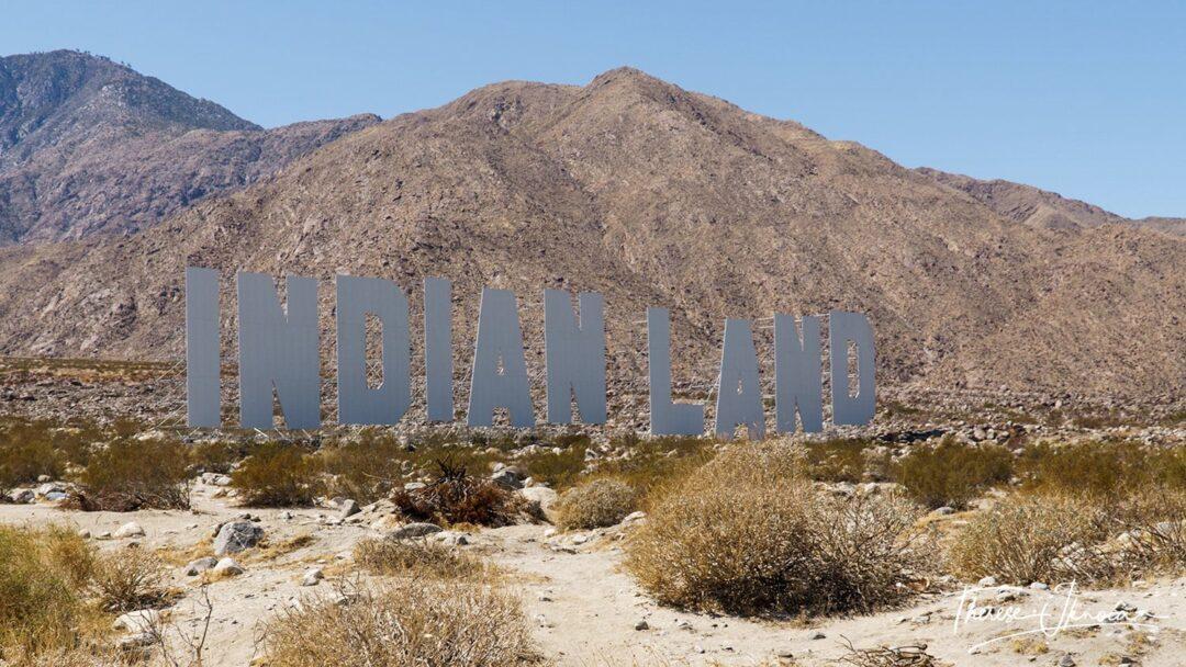 Indian Land Outdoor Art Desert X