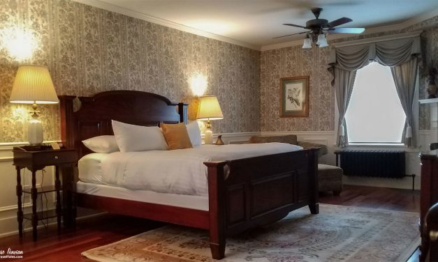 Inn on Broadway – review of an historic hotel in Rochester